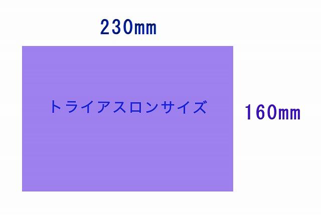トライアスロンサイズ 単色